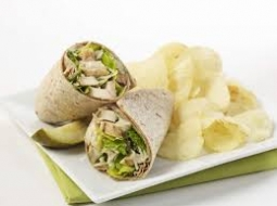 Wraps & Grilled Pitas